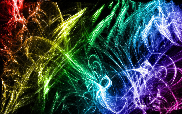 HD Wallpaper Abstract, Colorful, Colors