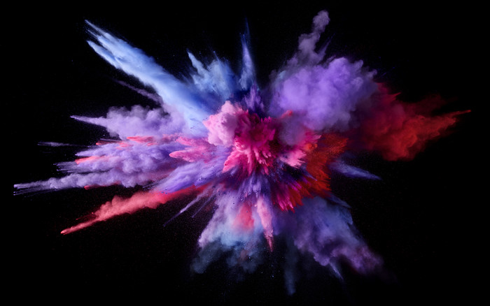 Wallpaper of Abstract, Colorful, Smoke background & HD image