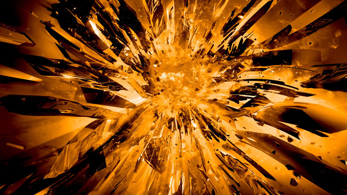 Wallpaper Of Abstract Gold Background Hd Image