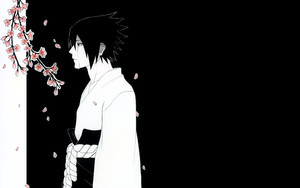 Preview wallpaper of Anime, Naruto, Sasuke Uchiha, Tears, Sakura