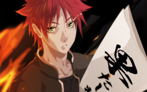 Preview wallpaper of Anime, Food Wars. Shokugeki no Soma, Soma Yukihira