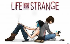 Смотреть обои Life Is Strange, Max Caulfield, Chloe Price