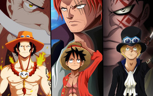 Preview wallpaper  Anime, One Piece, <b>Heroes</b>