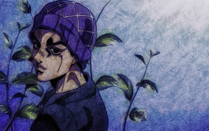 Preview wallpaper Anime, Jojo's Bizarre Adventure, Guido Mista