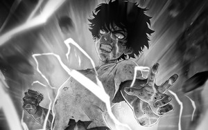 Preview wallpaper Anime, My Hero Academia, Izuku Midoriya