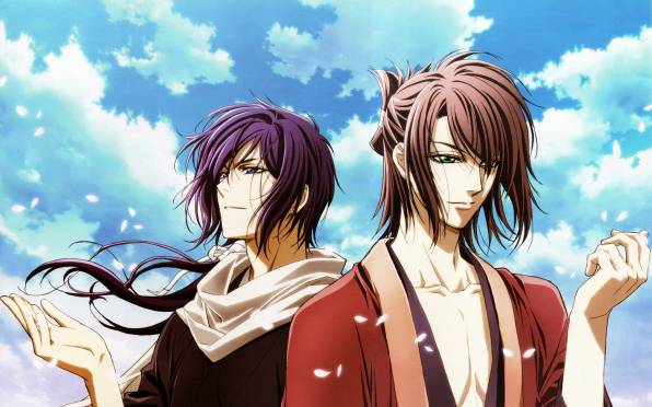 HD Wallpaper of hakuouki, shinsengumi kitan, okita souji