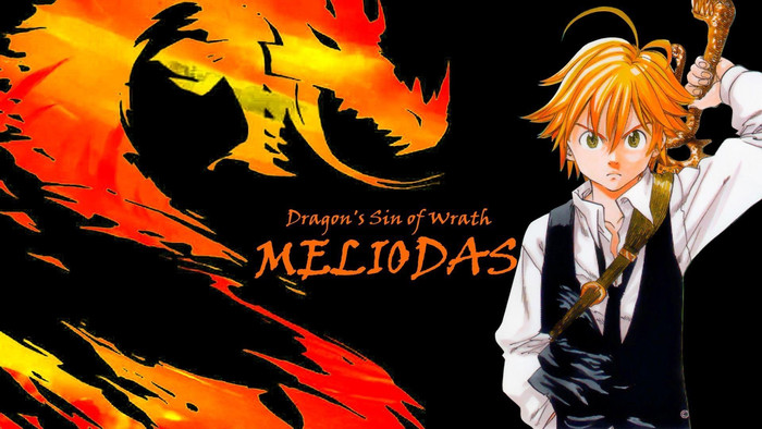 Wallpaper of Meliodas, The Seven Deadly Sins, Sin background & HD image