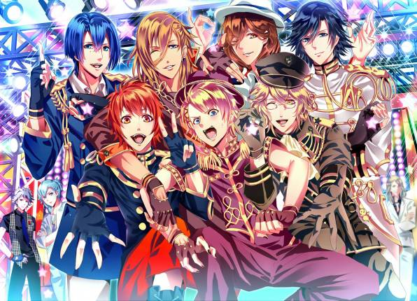 HD Wallpaper Uta No prince-sama