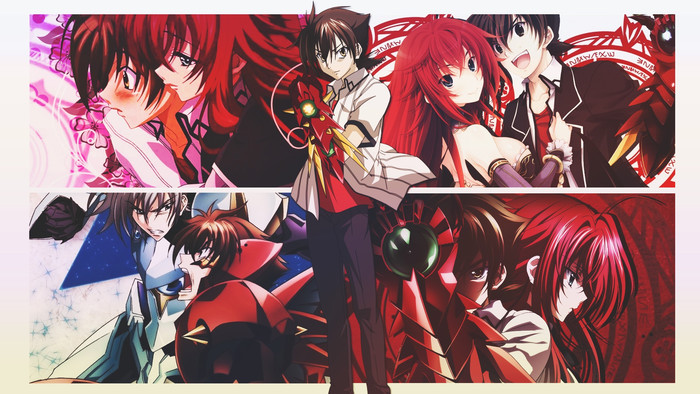 HD Wallpaper Issei Hyoudou, Anime, High School DxD
