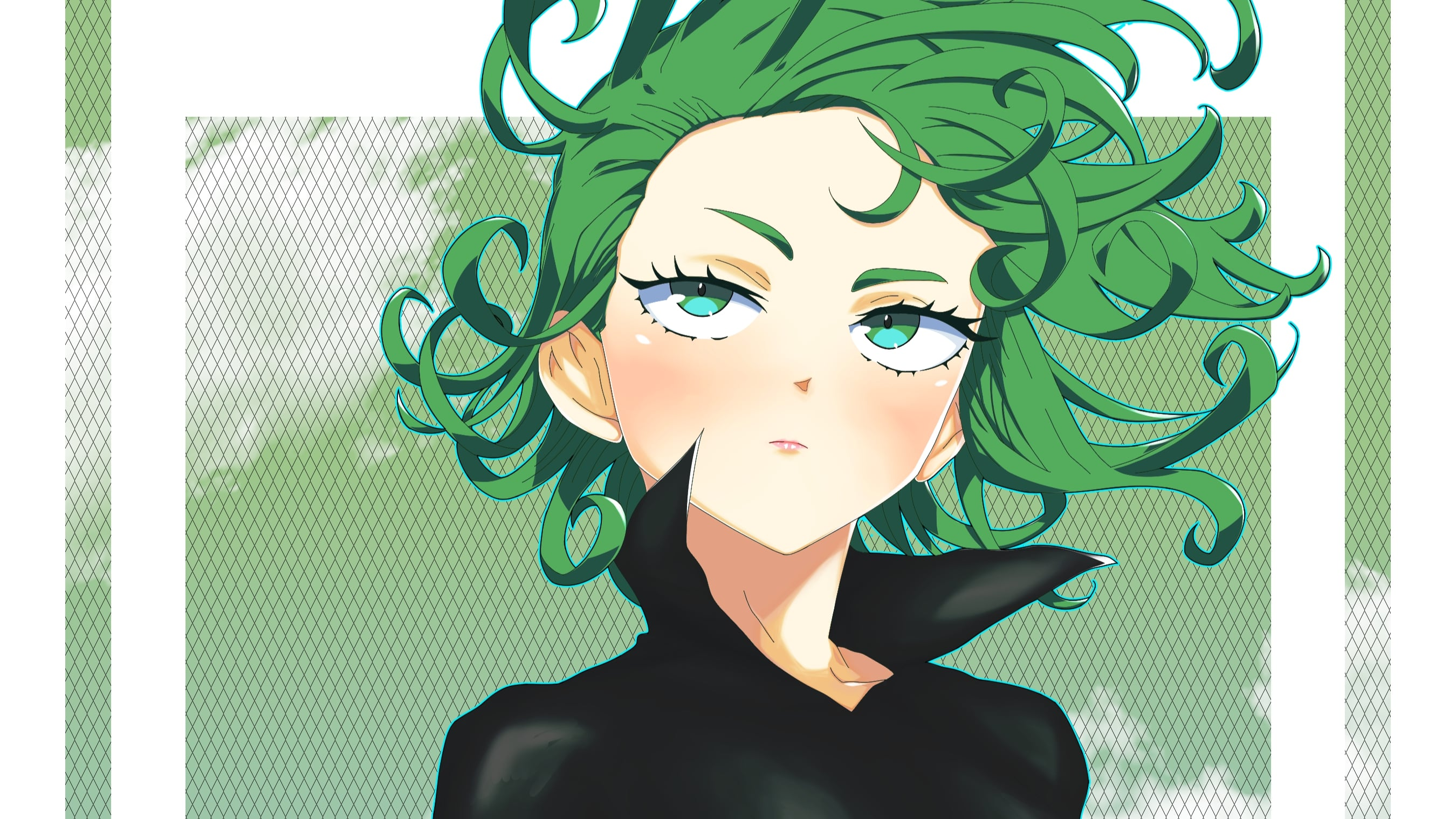 Wallpaper Of Anime One Punch Man Tatsumaki Background Hd Image