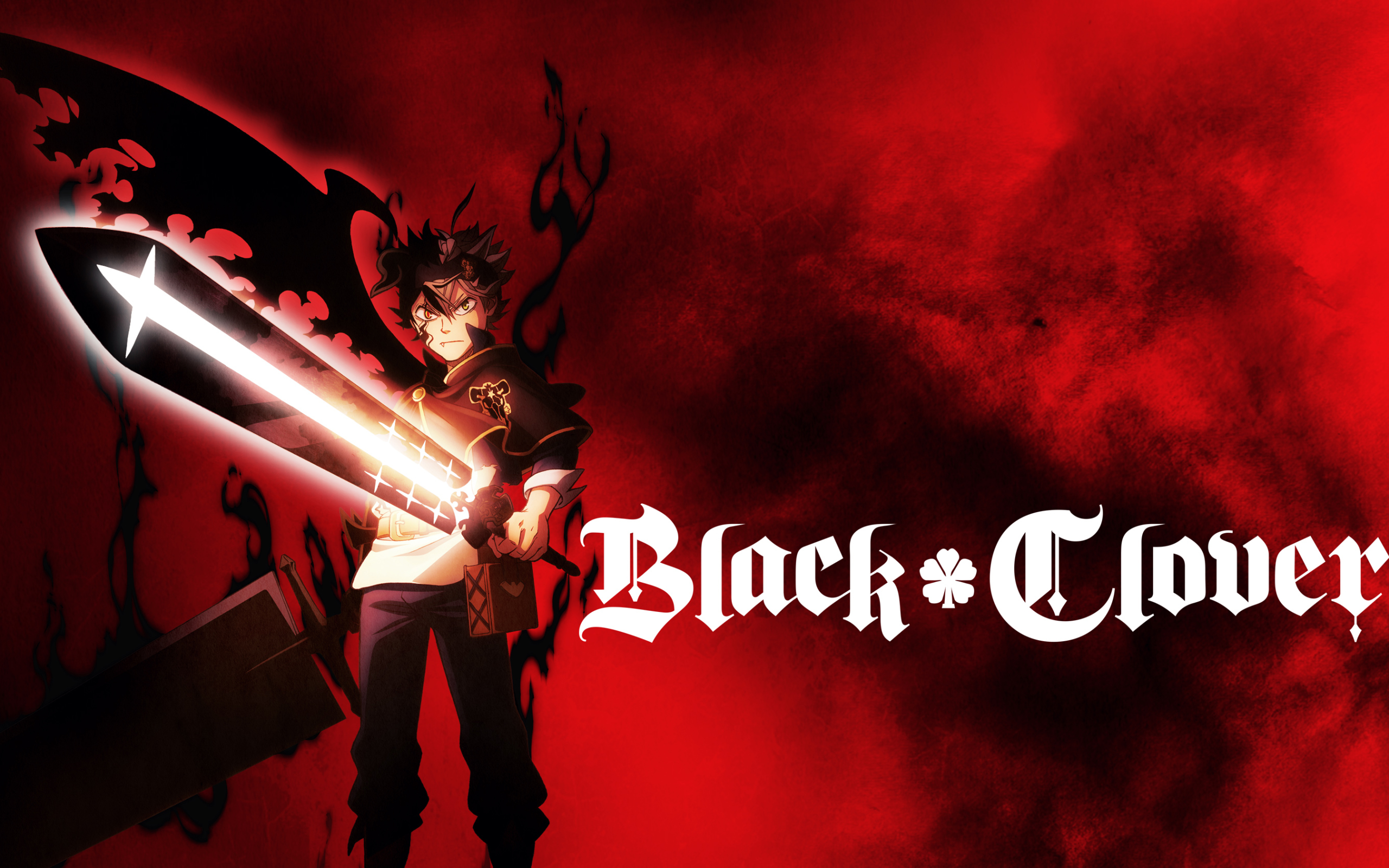 download wallpaper hd black clover