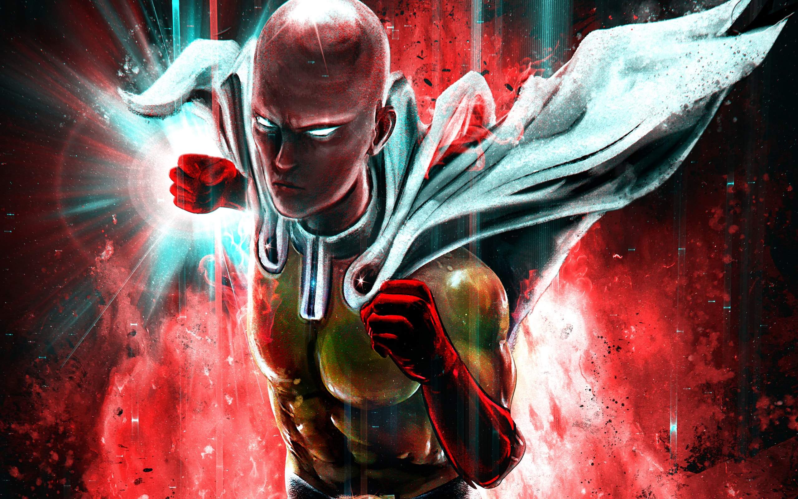 Wallpaper Of One Punch Man Saitama One Punch Man 2 Anime