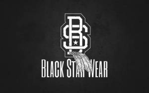 Preview wallpaper of Black Star Wear, одежда, бренд