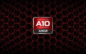 Preview wallpaper of AMD, A10
