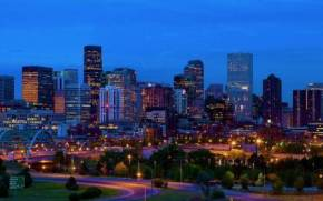 Preview wallpaper  <b>Usa</b>, Denver, Colorado, Денвер, панорама