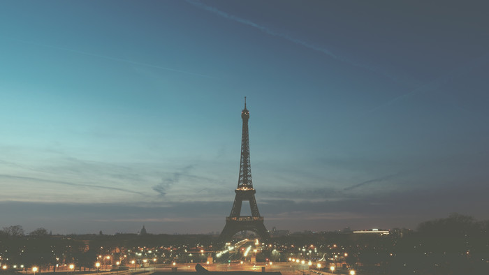 HD Wallpaper of Paris, France, Eiffel Tower