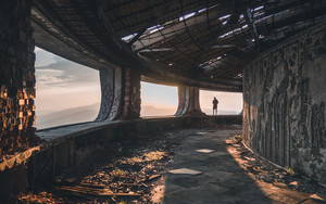 Preview wallpaper of Buzludzha, Bulgaria