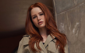 Preview wallpaper Actress, American, Madelaine Petsch, Redhead