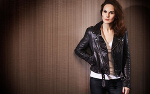 Preview wallpaper of Actress, Brown Eyes, Michelle Dockery