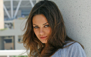 Preview wallpaper Actress, American, Mila Kunis, Russian