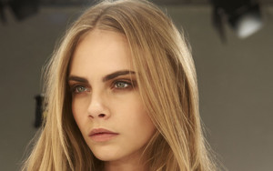 Preview wallpaper of Cara Delevingne, Actress, Blonde