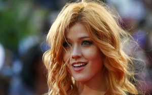 Preview wallpaper Actress, American, Katherine McNamara, Redhead