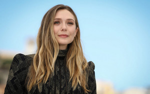 Preview wallpaper Actress, American, Blonde, Elizabeth Olsen