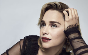 Preview wallpaper of Actress, Blue Eyes, Emilia Clarke, English, Face
