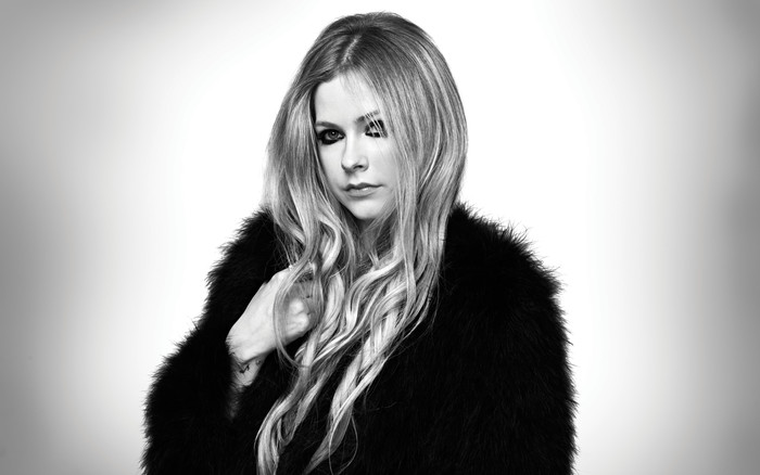 Wallpaper of Avril Lavigne, Canadian, Girl, Long Hair background & HD image