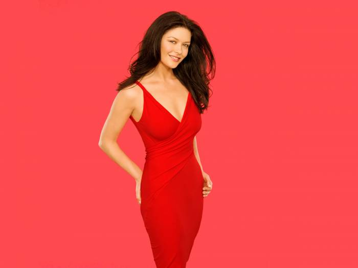 Обои Catherine Zeta Jones