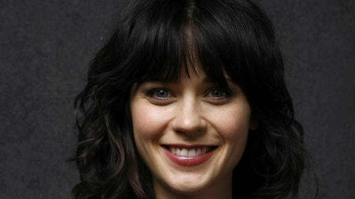 Обои Zooey Deschanel