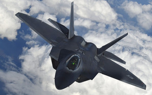 Preview wallpaper of Airplane, Aircraft, Lockheed Martin F-22 Raptor