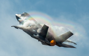 Preview wallpaper of Aircraft, Jet Fighter, Lockheed Martin F-35