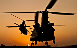 Preview wallpaper of Boeing CH-47 Chinook, Helicopter