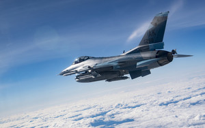 Preview wallpaper of Aircraft, General Dynamics F-16 Fighting Falcon