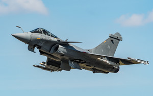 Preview wallpaper of Aircraft, Dassault Rafale, Jet Fighter, Warplane