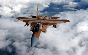 Preview wallpaper of Aircraft F15, Eagle, Aviation, Air. Force