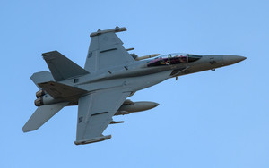 Preview wallpaper of Aircraft, Boeing EA-18G Growler, Jet Fighter