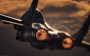 Preview wallpaper of Aircraft, Jet Fighter, Mikoyan MiG-29, Warplane