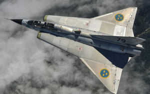 Preview wallpaper Aircraft, Jet Fighter, airplaine, military