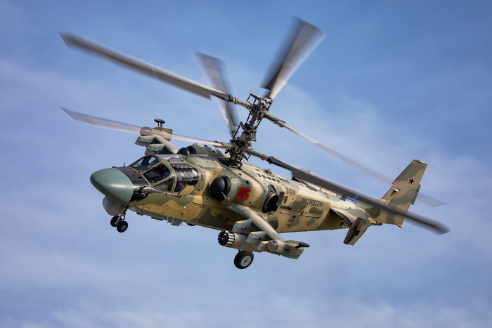 HD Wallpaper Aircraft, Attack Helicopter, Helicopter, Ka-50