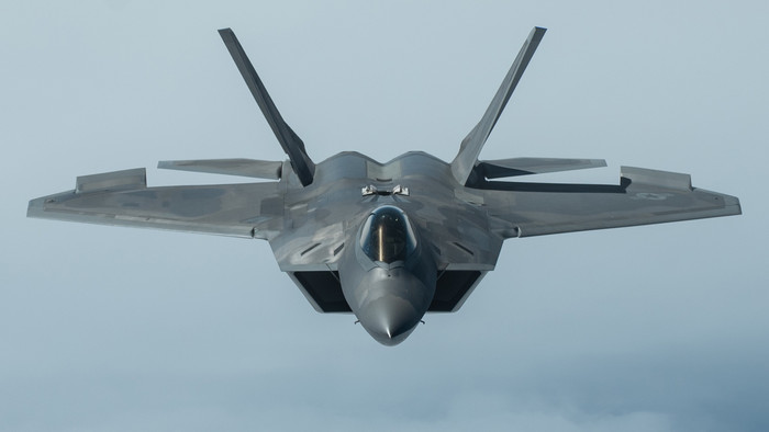 Wallpaper of Aircraft, Jet Fighter, Lockheed Martin F-22 Raptor background & HD image