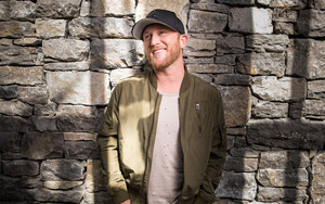 Preview wallpaper of Music, Man, Smile, Cole Swindell
