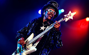 Preview wallpaper of Music, Bootsy Collins, Guitar