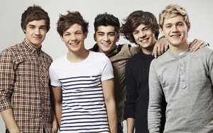 Смотреть обои Music, One Direction, Group