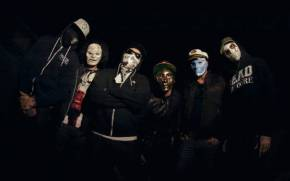 Preview wallpaper of Hollywood undead, Group, Music