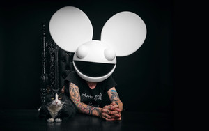 Preview wallpaper of Cat, DJ, Deadmau5, Tattoo, deadmaus