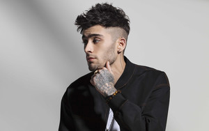 Preview wallpaper of English, Singer, Tattoo, Zayn Malik