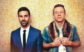 Смотреть обои Macklemore, Ryan Lewis, Hip-Hop