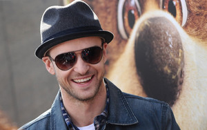 Preview wallpaper of Hat, Sunglasses, Music, Justin Timberlake